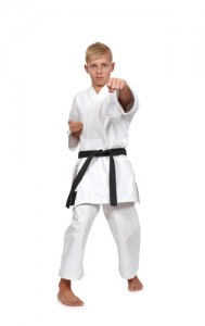 BASIC KARATE MOVES TO KNOW